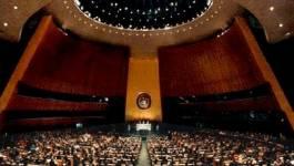 Alger plaide à l'ONU la criminalisation du paiement des rançons