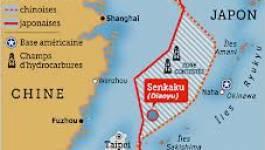 En mer de Chine, les rochers de la colère