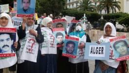Alger : un sit-in des familles de disparus réprimé