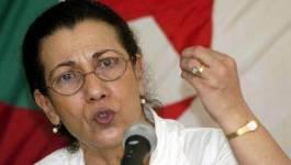 Louisa Hanoune veut être la boussole du gouvernement Sellal