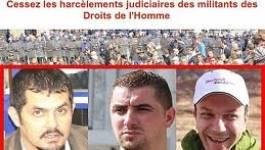 Le Mjic appelle à un rassemblement mardi à Bab El Oued