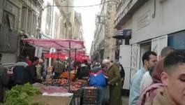 Oran : la rue de la Bastille, le mystère !!!