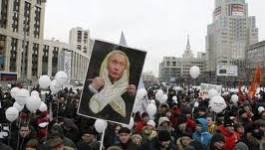 Russie : la rue vent debout contre Poutine