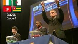 CAN-2013 : l'Algérie et Tunisie dans le groupe de la mort