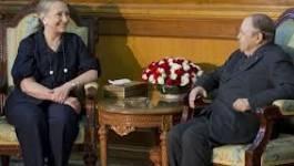 Hillary Clinton a fait le point sur le Mali avec Bouteflika
