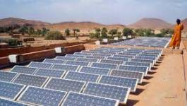 Les dix propositions pour une transition énergétique de l'Algérie