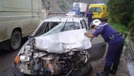 Accidents de la route : 79 morts et 965 blessés en une semaine
