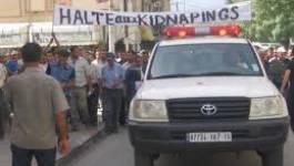 Azeffoun : l'otage Aghilès Hadjou retrouvé mort (Actualisé)