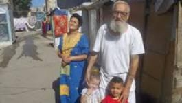 Oran :  effondrement d'un mur d'un immeuble à Gambetta