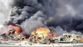 Syrie : un attentat à la voiture piégée fait dix morts en banlieue de Damas