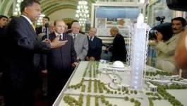 Future ville de Hassi-Messaoud : une autre mosquée pour Bouteflika ?
