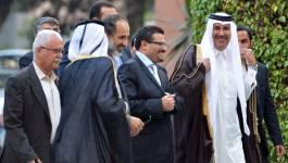 Alger ne reconnaît pas la coalition anti-Assad