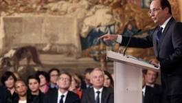 """François Hollande : """"Le voyage en Algérie est attendu"""""""