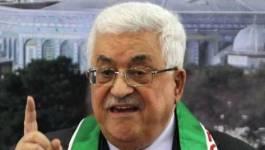 """Israël : un document propose le """"renversement"""" d'Abbas"""