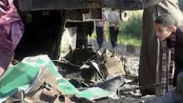 Egypte : plus de 60 morts, dont 47 enfants, dans deux accidents d'autocars