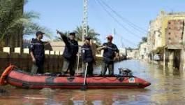 zones inondables en Algérie : un étude est lancée