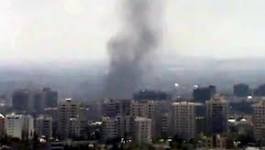 Syrie : l'aviation bombarde Daraya