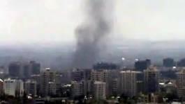 Syrie : l'aviation bombarde Daraya