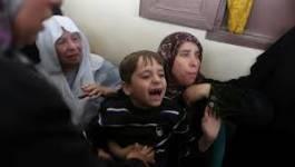 Israël pilonne Gaza : des femmes et des enfants tués
