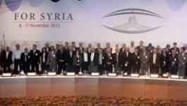 Syrie : l'opposition compte ouvrir une représentation à Istanbul