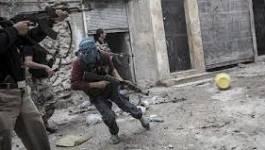 Syrie : l'aéroport de Damas bloqué par des combats