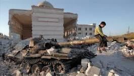 Syrie : les rebelles de l'ASL encerclent Damas
