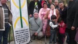 Kabylie : l'association Tagmats inaugure une stèle en hommage à Farid Ali