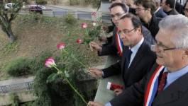 """Hollande en Algérie : """"Il faut faire la lumière sur notre passé"""""""