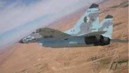 Collision entre deux avions de combat à Tlemcen : deux pilotes décédés