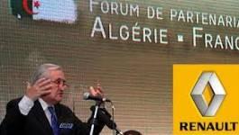 L'Algérie, Renault, Peugeot et la visite de François Hollande