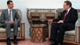 """Le vice-ministre russe  : le régime syrien perd """"de plus en plus"""" le contrôle du pays"""