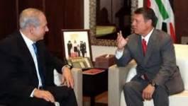 Jordanie : le roi Abdellah rencontre Netanyahu sur la Syrie