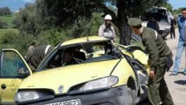 Algérie, comment diminuer les accidents de la route
