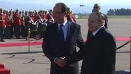 François Hollande, l'hôte indésirable des Algériens