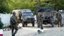 Mizrana : un militaire blessé dans l'explosion d'une bombe