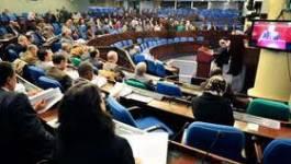 Session extraordinaire du parlement mercredi au Palais des nations