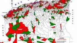 Le taux de cadastre en Algérie atteint 45%, la fin de l'opération maintenue pour 2014