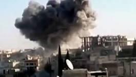 Syrie : de violents combats au sud de Damas