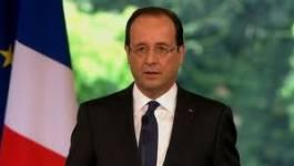 François Hollande prononcera un discours devant le Parlement le 19 décembre