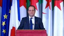 Hollande contaminé par la superstition de ses visites en Algérie