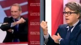 """France : Longuet et Collard assignés pour """"injure publique"""" après un bras d'honneur"""