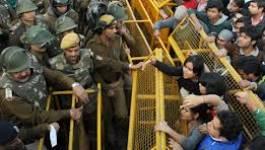 Etudiante violée en Inde: les manifestations interdites