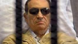Egypte : Hosni Moubarak transféré à l'hôpital
