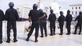 Urgent : les familles de disparus réprimées aujourd'hui à Alger