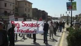 PST : la fuite en avant est le seul mode de gouvernance du pouvoir algérien