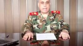 Syrie : le chef de la police militaire annonce sa défection