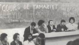 Tamazight, langue nationale, dans le collimateur de l'Etat