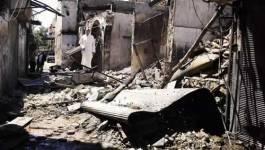 Alep (Syrie) : massacres à huit clos