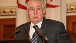 Bensalah s'offre un troisième mandat à la tête du Conseil de la nation