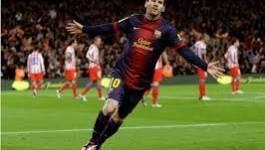 Football : 4e Ballon d'or pour l'Argentin Lionel Messi